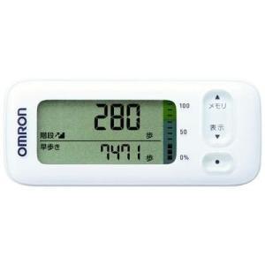 送料無料でお届けいたしますオムロン活動量計 カロリスキャン HJA-405T-W(ホワイト)の商品画像|ナビ