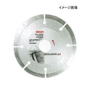 ボッシュ ダイヤホイール 105PEセグメント DS105PEの商品画像|ナビ