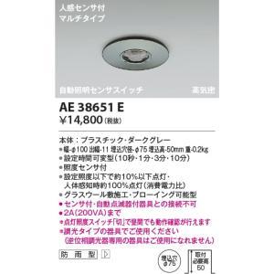 AE38651E 自動照明センサスイッチ   コイズミ照明 (KA) 照明器具|akariyasan