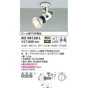AU38128L アウトドアスポットライト  LED(電球色) コイズミ照明 (KA) 照明器具|akariyasan