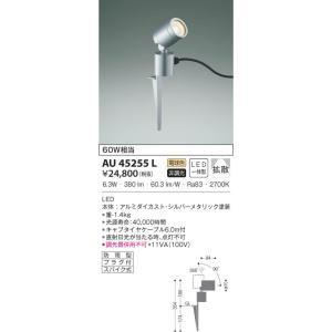 AU45255L アウトドアスパイクスポット  LED(電球色) コイズミ(KP) 照明器具|akariyasan