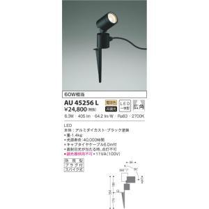AU45256L アウトドアスパイクスポット  LED(電球色) コイズミ(KP) 照明器具|akariyasan