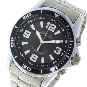 グルス GRUS ボイス電波腕時計 ソーラー トーキングウォッチ クオーツ メンズ ウォッチ 時計 ...