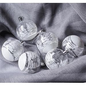 クリスマス用 ボール オーナメント クリスマスツリー飾り ボール クリスマスツリー クリスマス用品 ...