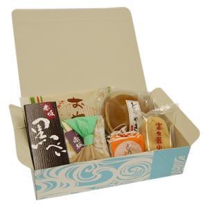六菓撰 簡易セット 創作和菓子詰合|akasakaaono