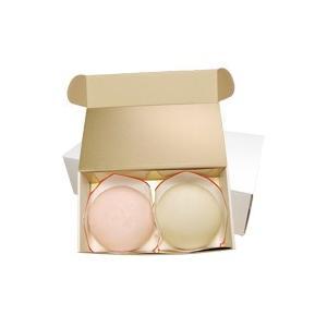 化粧箱 組箱 一升餅用 5合2個入仕様|akasakaaono