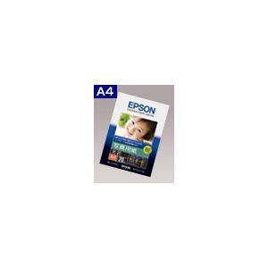 EPSON エプソン 写真用紙(特厚口:光沢A4 20枚) KA420PSKR|akatsuka-bs