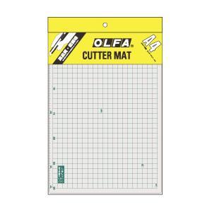 オルファ OLFA カッティングマット カッターマットA4 (225×320×2mm) 134B|akatsuka-bs