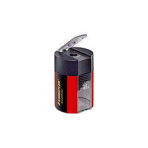 ステッドラー STAEDTLER 製図用品 鉛筆削り トラディション 蓋付きシャープナー(1穴) 511 005|akatsuka-bs