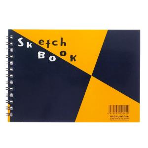 マルマン Maruman スケッチブック 図案スケッチブック B6 S160