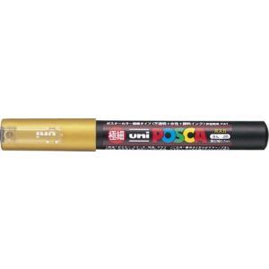 三菱鉛筆 uni サインペン ポスカ 極細 金...の関連商品2