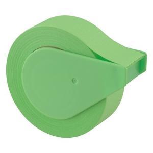 携帯に便利なポケットサイズのロールフセンの紙タイプ。 貼って、はがせる、全面粘着剤付。  (特長) ...