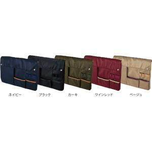 人気のバッグインバッグに新色・新サイズが仲間入りでさらに使いやすく! ●紙書類を傷めないフォルダーを...