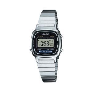 カシオ CASIO デジタル腕時計 スタンダード LA670WA-1JF