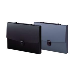 セキセイ sedia アルタートケース 抱えて持てるA4サイズ ART-502 ブラック|akatsuka-bs