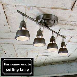 シーリングライト ライト 照明 天井照明 スポットライト 4灯 LED おしゃれ 電球なし 北欧 akaya