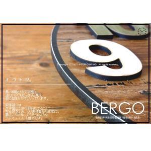 壁掛け時計 BERGO[ベルゴ] akaya 02