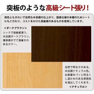 本棚 書棚 国産 シェルフ おしゃれ 収納 オープンラック 大容量  日本製  木製 幅60cm 北欧 2列収納 CD DVD コミック a4 akaya 04