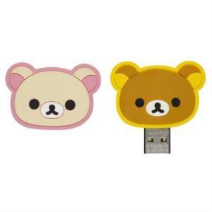PLANEX 11n/g/b対応 高速150Mbps キャラクターカバー付 Wi-Fi USBアダプタ GW-USPetit-RK(リラックマ)|akb2011shop