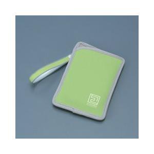 BUFFALO バッファロー デジカメケース 伸縮タイプ ストラップ付 グリーン BSDA03CNGR|akb2011shop