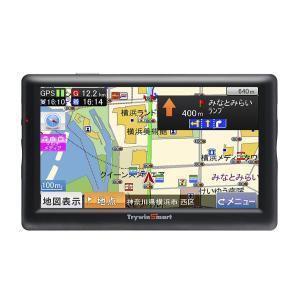 Trywin トライウインポケット フルセグ対応ポータブルナビ Personal Navigation DTN-6700 akb2011shop