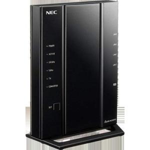 【中古箱無し】NEC 11ac対応 1733+800Mbps 無線LANルータ(親機単体)Aterm WG2600HS PA-WG2600HS|akb2011shop