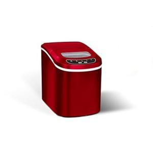 VERSOS ベルソス 高速製氷機 家庭用 製氷器 VS-ICE02 レッド【訳あり品】 akb2011shop