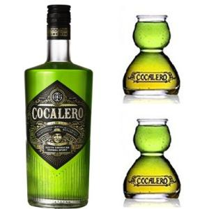 コカレロ COCALERO (ボムグラス2個付き) 29度 700ml (パリピ酒) (誕生日 プレゼントに) akemibeautyshop