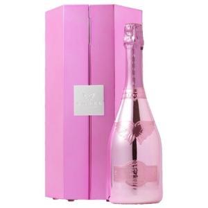 エンジェル シャンパン ヴィンテージ 2005年 ピンク (ラッピング不可) 正規品 豪華ボックス入り|akemibeautyshop
