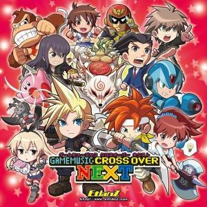 Game Music CROSS×OVER NEXT / EtlanZ 発売日2015−04−26 AKBH|akhb