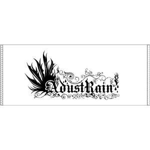 Adust Rain ロゴタオル / Adust Rain 発売日2017−05−07 AKBH|akhb