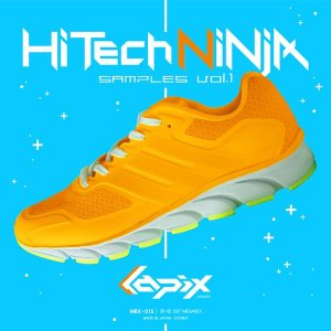 HiTECH NINJA SAMPLES vol.1 / MEGAREX 発売日2017年04月30日 AKBH