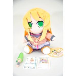 『100%おれんじじゅ〜すっ!』 ソラ ぬいぐるみ / 橙汁|akhb