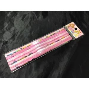 「中古」台湾版アイカツ!鉛筆(6本セット)「並行輸入品」「状態本体S パッケージS」 / 文品國際事業有限公司 AKBH|akhb