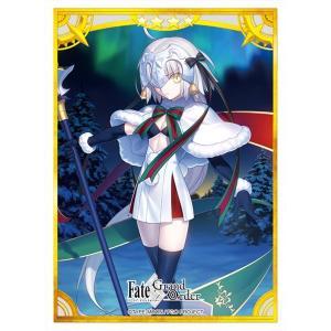 ブロッコリーキャラクタースリーブ Fate/Grand Orderランサー/ジャンヌ・ダルク・オルタ・サンタ・リリィ / ブロッコリー|akhb