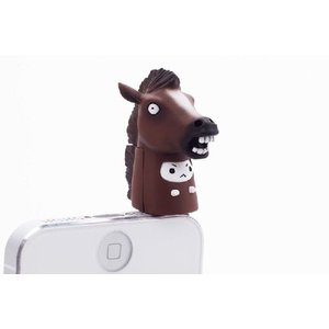 イヤホンジャック 馬にゃんこ / ピンクカンパニー 発売日:2014−01−13 AKBH|akhb