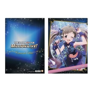 THE IDOLM@STER MILLION LIVE! クリアファイルE/箱崎星梨花 / ムービック 入荷予定2017年11月頃 AKBH|akhb