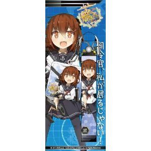 「艦隊これくしょん」携帯ストラップ&クリーナー 雷 / サーファーズパラダイス 発売日2013−12−31 AKBH|akhb