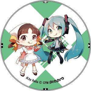 VOCALOID 缶バッジ B. ペコミクちゃん / ムービック|akhb