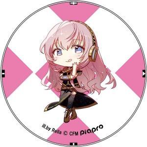 VOCALOID 缶バッジ E. 巡音ルカ / ムービック|akhb