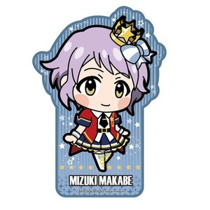 アイドルマスター ミリオンライブ! マグネットシール 真壁瑞希 / つくり|akhb