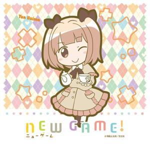 NEW GAME!ぽっぷちキャラクターマルチクロス。いいじま ゆん。 / イザナギ 発売日2015−06−30|akhb
