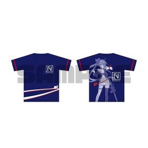 ドールズフロントライン フルカラーTシャツ2 FAL サイズXL / イザナギ akhb