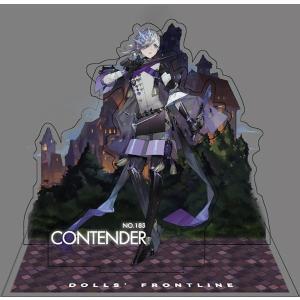 戦術人形コレクション 暗黒迷宮 コンテンダー 龍狼の子 / サンボーンジャパン|akhb