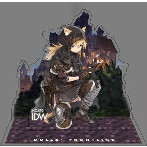 戦術人形コレクション 暗黒迷宮 IDW マントと猫耳 / サンボーンジャパン|akhb