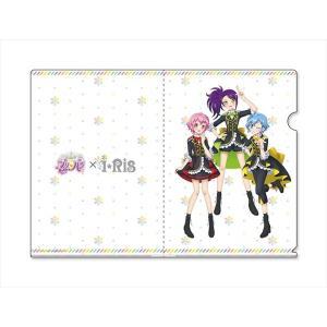 アイドルタイムプリパラ×i☆Ris A4クリアファイル DressingPafe / グルーヴガレージ 入荷予定2018年02月頃 AKBH akhb