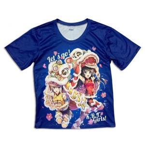 高捷(たかめ)少女!獅子舞Tシャツ−XL / 希萌創意有限公司 発売日2018年04月10日 AKBH|akhb