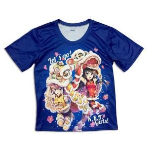 高捷(たかめ)少女!獅子舞Tシャツ−XXL / 希萌創意有限公司 発売日2018年04月10日 AKBH|akhb