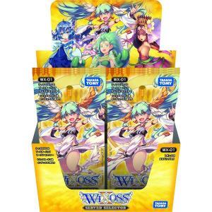 ウィクロスTCG 第1弾 サーブド・セレクター WX−01 BOX / タカラトミー 発売日2014−04−26 AKBH|akhb