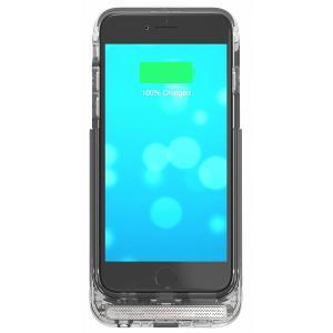 アウトレット プリンストン PRONG iPhone6s/6用モバイルバッテリーケース 急速充電対応 PWRC-IPH6S-CLR クリア|akiba-e-connect